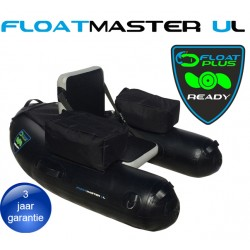 Floatmaster FPR race nero/nero | Bellyboat